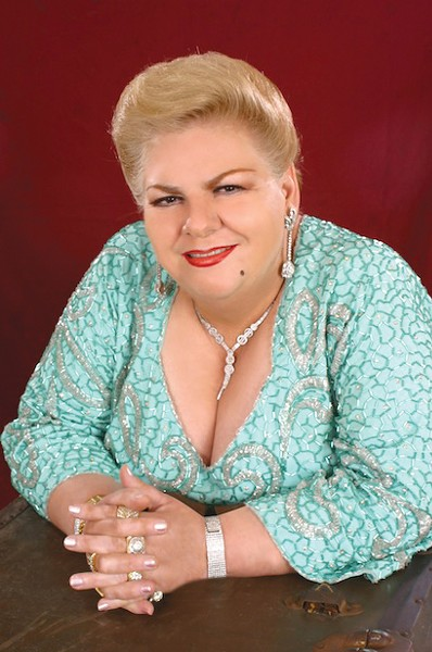 All Woman In Paquita's songs, men are two-legged rats who deserve to die.
