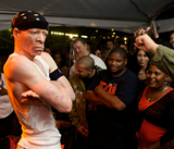 Aug. 7: Yellowman at Mystic Theatre
