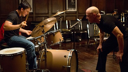 BEAT IT Oscar buzz surrounds J.K. Simmons' performance in 'Whiplash.'