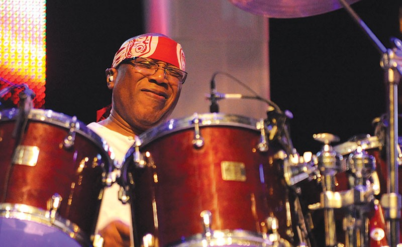 BEAT REPEAT Originally, Billy Cobham didn't believe 'Spectrum' even charted.