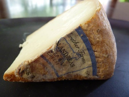 Bellwether Farms is a pioneer in the North Bay's cheese scene and the first sheep's milk cheese producer. - STETT HOLBROOK