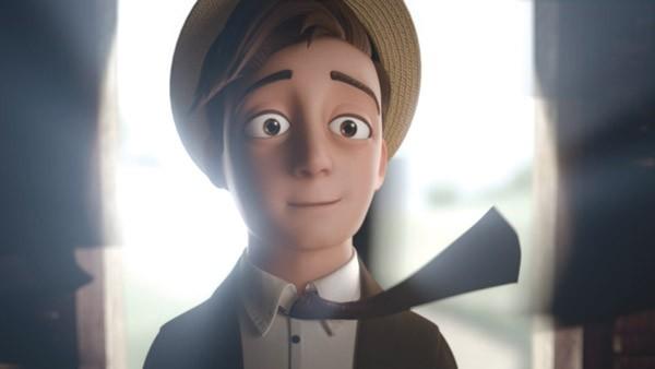 BOOKISH Oscar favorite 'Morris Lessmore' pulls liberally from Buster Keaton.