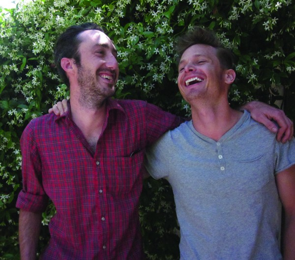 BROS The Easy Leaves know farms, ponds and timeless two-part harmonies. - GABE MELINE