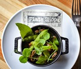 CALEDONIA CUISINE: Classic Bay Area farm-to-table cooking is the order of the day at Plate Shop 2.0.