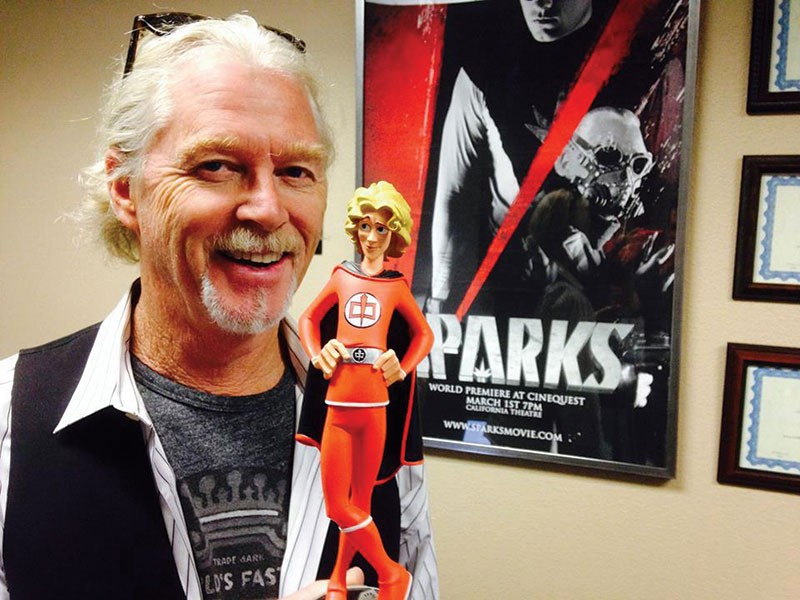 CARRIE ON William Katt appears at the Roxy in Santa Rosa this week for a couple of screenings.