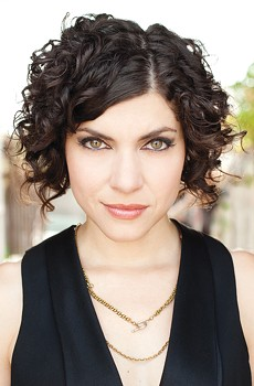 CATCHING BREATH Carrie Rodriguez sounds confident as ever.