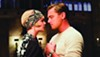 <b>CEASELESSLY INTO THE PAST</b> Ceaselessly into the past Leonardo DiCaprio, too old for the role, plays Jay Gatsby.