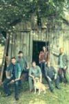 <b>COUNTRY TIME</b> North Carolina's Rangers have a new bluegrass album coming out this summer.