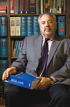 CROSS-EXAMINE Santa Rosa criminal defense attorney Steve Fabian supports Proposition 36 as a 'minor fine-tuning' of the law.