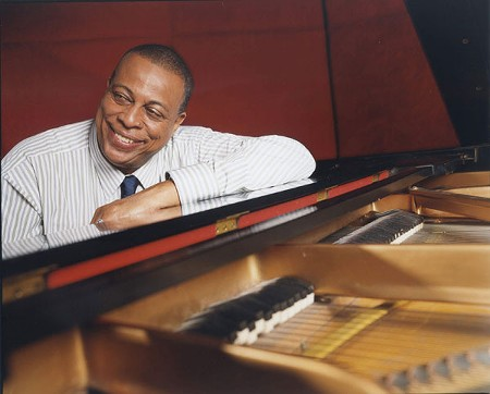 CUBAN RHYTHM Chucho Valdés swings the Steinway on Nov. 11