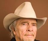 Dec. 7: Merle Haggard at the Uptown Theatre