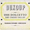 Duxoup Wine Works