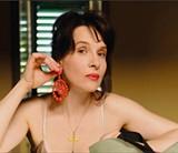 EAR CANDY: Juliette Binoche as 'She' in Abbas Kiarostami's new film.