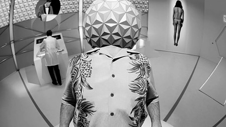 EPCOT ETHER 'Escape from Tomorrow' was the best Disney-related film of 2013.