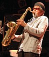 FOREST FLOWER: Charles Lloyd raises spirits with Zakir Hussain and Eric Harland at the Healdsburg Jazz Festival on June 10 at the Raven Theater.