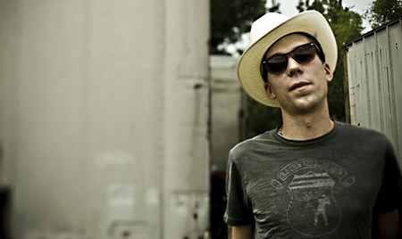 FORTUNATE SON Horns and backbeat transform Justin Townes Earle's music.