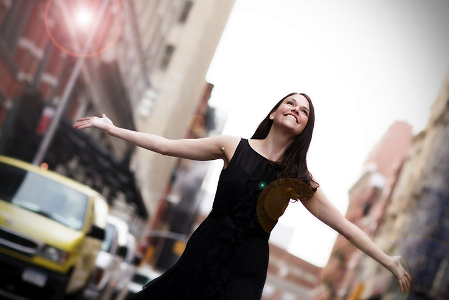 FREEDOM With 'Bunheads' cancelled, Sutton Foster plans a 'very personal show.'