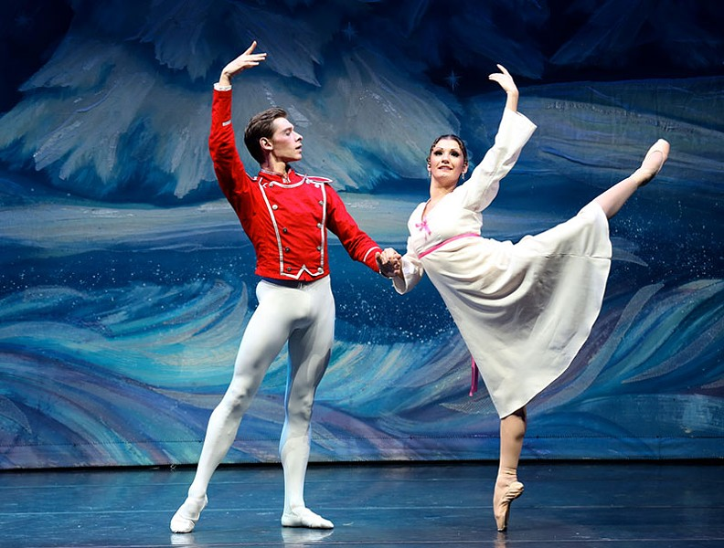 FROM RUSSIA WITH LOVE The Moscow Ballet performs at the Wells Fargo Center Dec. 20,