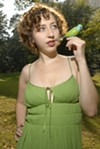 <b>FUNNY GIRL</b> BottleRock also features 16 comedians, including Kristen Schaal (pictured), Tig Notaro, Rob Delaney, Jim Gaffigan and others.