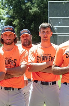 GAME FACES The Sonoma Stompers gear up for the 2014 season