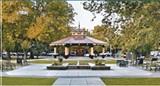 Gazebo on Historic Healdsburg Plaza