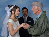 HEART AND SOUL Ron Smith mysteriously swaps souls with bride Peyton Victoria.