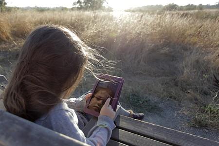 HI, TECH The Healdsburg School recently introduced iPads into the classroom, raising concern among some parents. - JOSHUONE BARNES
