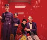 Wes Anderson Gets a Room