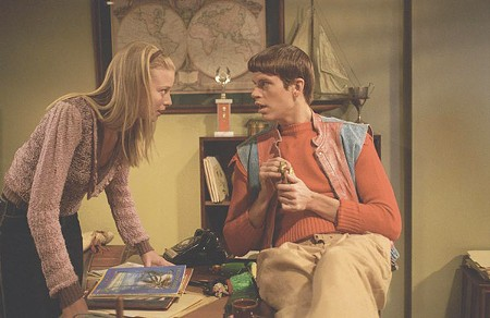 HOW DUMB ARE YOU? Talking to women can reduce men's cognitive acumen to the level of Lloyd in 'Dumb & Dumberer.'