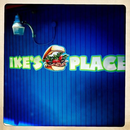 Ike's Place Opens in Santa Rosa