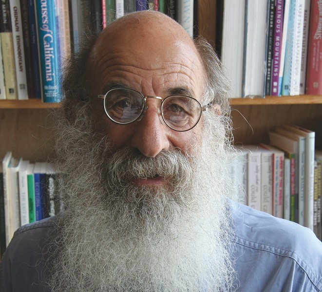 IT'S PERSONAL Malcolm Margolin's Heyday Books is 'built on friendship,' he says.