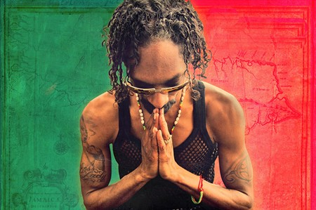 JAFAKIN'? Only time will tell if Snoop's actually serious about Rastafari.