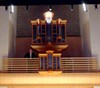 James David Christie at SSU's Brombaugh Opus 9 organ