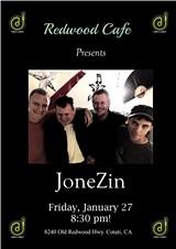 JoneZin at Large!