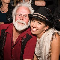 2012 NorBay Awards and 24-Hour Band Contest Judges Bill Bowker and Jacquelynne Ocaña David Korman