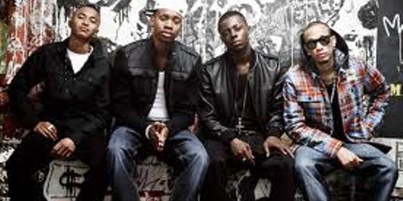 July 21: Cali Swag District and New Boyz at Phoenix Theater