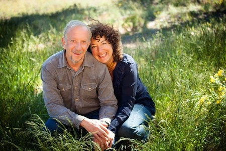 Kenny Ausubel and Nina Simons, Bioneers' pioneers.