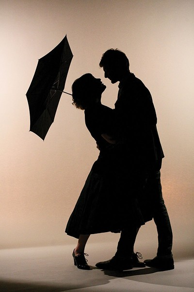 LE PARAPLUIE Jacques Brel's songs influenced countless songwriters. - ERIC CHAZANKIN