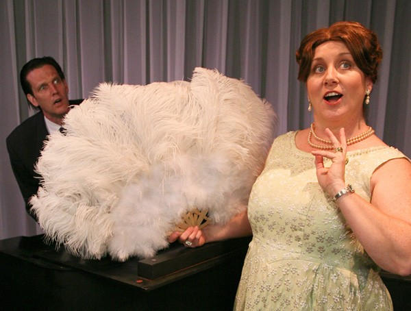 LEGEND IN HER OWN MIND Miraculously, Florence Foster Jenkins once sold out Carnegie Hall. - ERIC CHAZANKIN