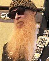 LONE STAR Billy Gibbons isn't rushing a new ZZ Top album.