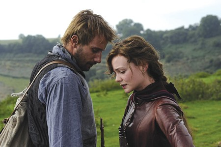 LOOKING FOR MR. RIGHT Carey Mulligan plays a tough heroine in a new adaptation of Thomas Hardy's Victorian drama.