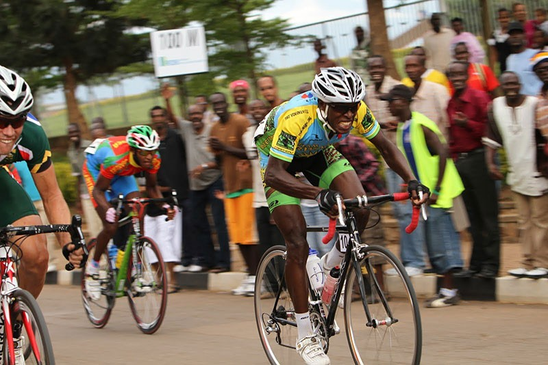 LOW GEAR The Rwandan cycling team deserves a better documentary.