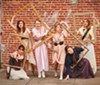 <b>MAD AS HELL</b> In SSU's 'Heroines,' iconic women join forces to tear down the walls of inequality.