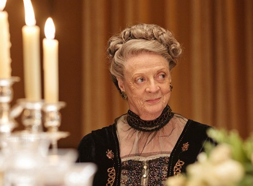 Maggie Smith, yall.