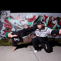 North Bay Breakers Man-E and Funk-a-Lot Misha Miller