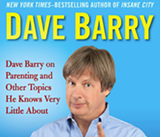 March 14: Dave Barry at Book Passage and Mystic Theatre