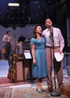<b>MARY'S PLACE</b> Reenacting the Bedford Falls story for radio works well at MTC.