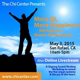 THE CHI CENTER - More Qi, More Happiness with Qigong