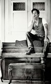 <b>MUSICAL MUSE</b> Music is magic in a modern world, says songwriter Jesse DeNatale.