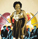 NATURALLY: With an authentic old-school soul sound and an electrifying live show, Sharon Jones is one not to miss.
